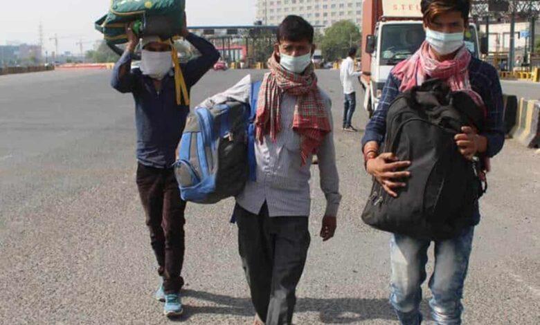 Migrant dies of sunstroke in Telangana after treading 300 km