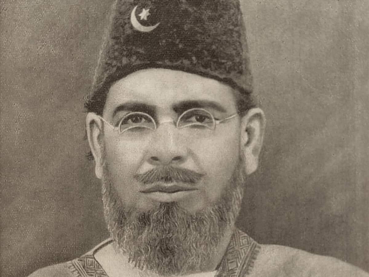 """Mohammed Ali Jauhar on """"Whispering Galleries"""": 1923"""