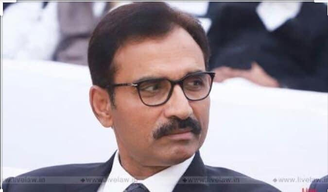 Lawyer Sagheer Ahmed Khan