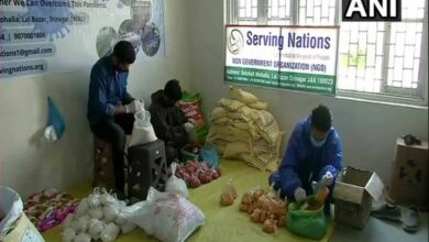 Photo of NGO in J-K provides essentials to needy in 5 districts