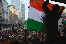 Photo of The patriotic NRIs saga is making waves in the east and west