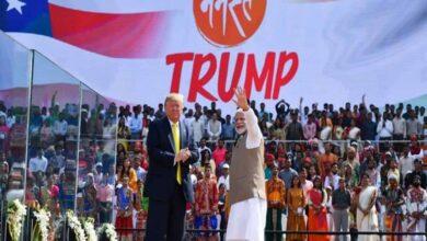 Photo of Congress blames 'Namaste Trump' for coronavirus spread in Gujarat