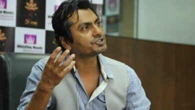 Photo of Nawazuddin Siddiqui travels to UP with family, home quarantined