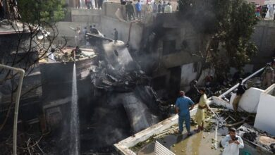 Photo of Pakistan finds 'human error' in deadly Karachi plane crash