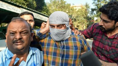 Photo of Delhi riots: Chargesheet against Shahrukh who fired at cop