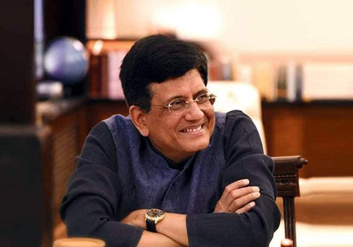 Piyush Goyal holds meeting with industries, trade association