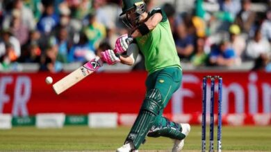 Photo of 'Positive' Faf du Plessis avoids reading too much news