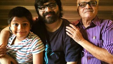 Photo of Music composer Pritam's father passes away