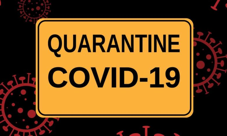Quarantine fee