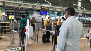 Photo of Hyderabad airport gets mass fever screening system