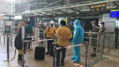 Photo of RGIA Hyderabad resumes operations post COVID-19 lockdown