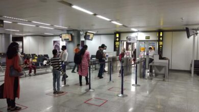 Photo of 3500 fliers operate from Hyderabad airport on Day 3