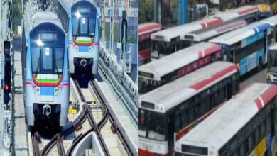 Photo of Hyderabad Metro Rail, RTC buses in city may resume services soon