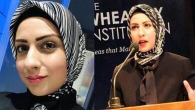 Photo of Raffia Arshad becomes UK's first hijab-wearing judge