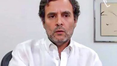 Photo of Rahul Gandhi questions govt's claims on battling COVID-19