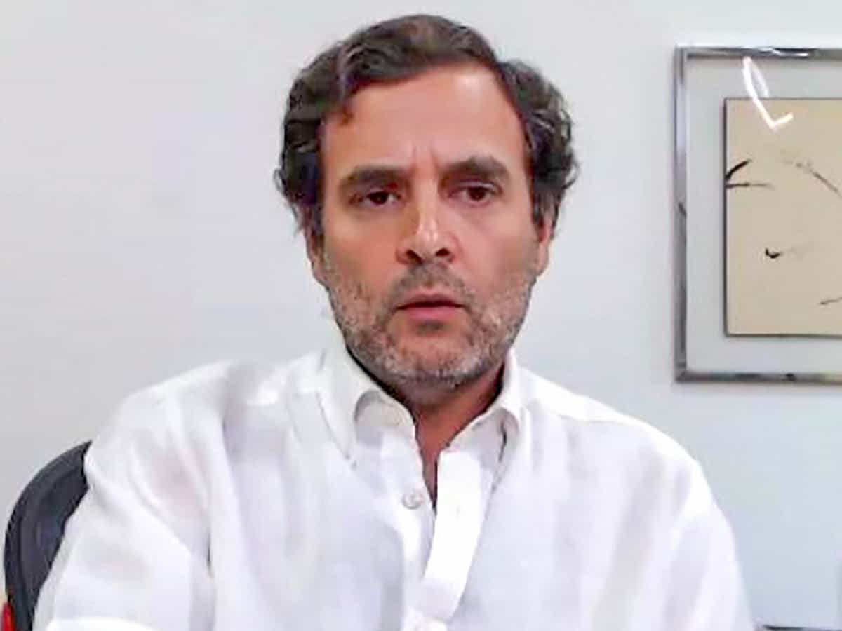 Lockdown strategy has failed: Rahul Gandhi