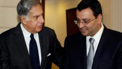 Photo of SC issues notice to Tata Sons on cross-appeal by Mistry