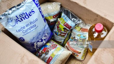 Photo of Distribution of essentials to Burmese migrants in Hyderabad