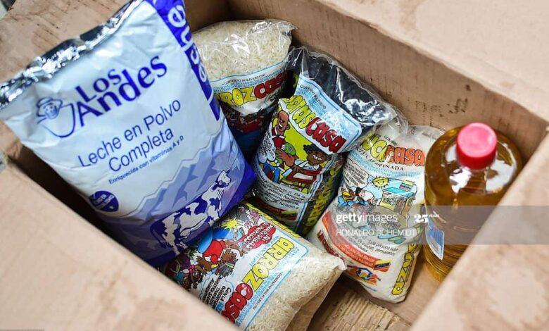 Distribution of essentials to Burmese migrants in Hyderabad