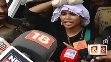 Photo of Sabarimala: BSNL orders compulsory retirement of Rehana Fathima