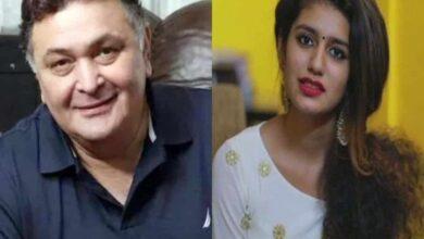 Photo of I wish me apke time mein hoti: Priya pays tribute to Rishi Kapoor