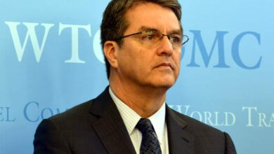 Photo of Head of World Trade Organisation to step down early