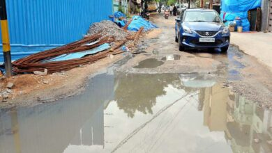 Photo of City officials not fixing sewage problems in Tolichowki