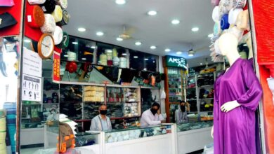 Photo of Shops open before Eid with fewer customers