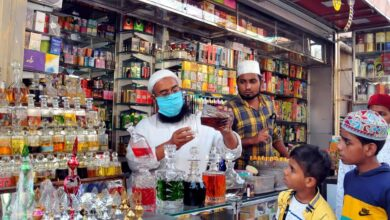Photo of Attar shops reopened in Old City
