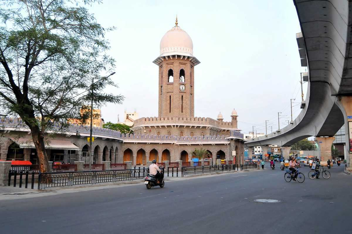 Old City is still a ghost town even after restrictions ease