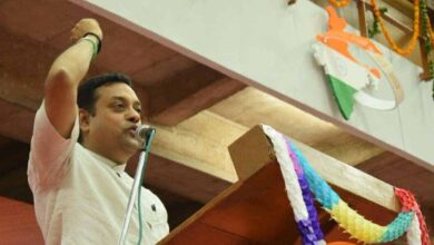 Photo of Sambit Patra raises questions on death of junior lawyer