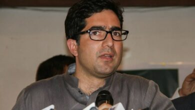 Photo of PSA detention of Shah Faesal, two PDP leaders revoked