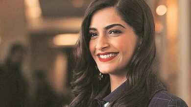 Photo of When Sonam Kapoor turned Batman for her brother's b'day party