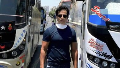 Photo of BJP MLA seeking Sonu Sood's help, Congress reacts