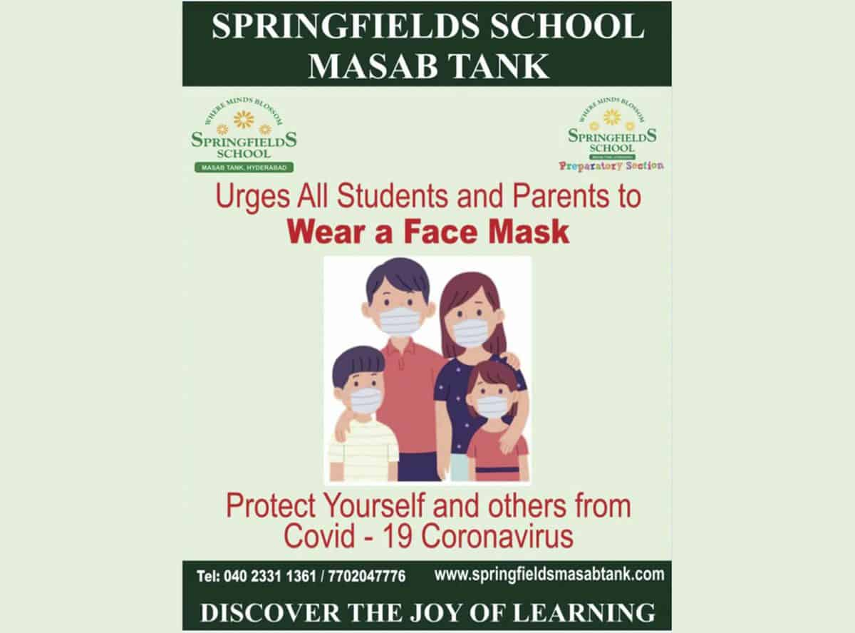 Springfield owner distributes 50,000 face masks among poor