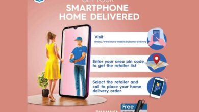 TECNO launches 'doorstep delivery' with 35,000 retailers