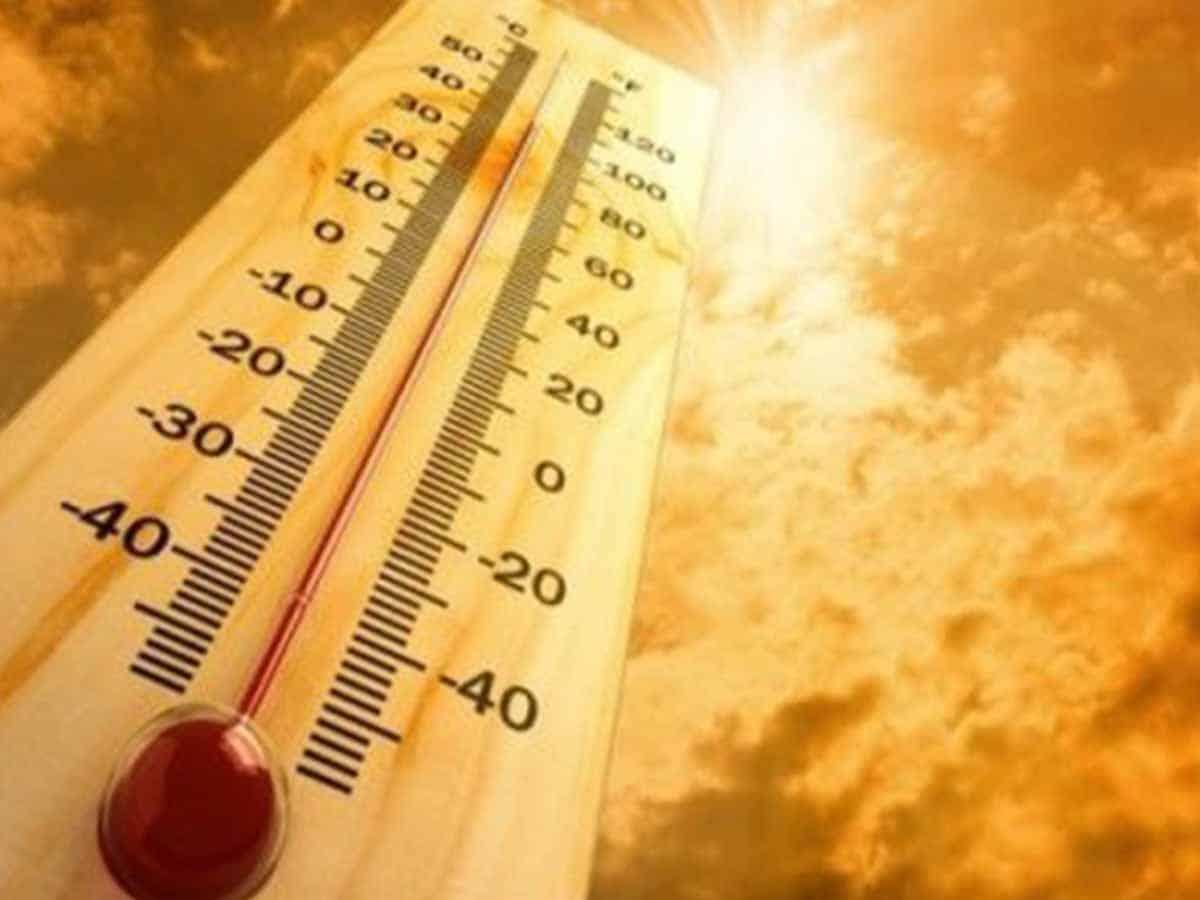 2-day heatwave warning for Telangana