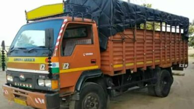 Photo of One killed, one hurt as truck hits two-wheeler in UP's Banda