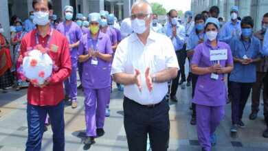 Hospitals pay tribute to nurses on International Nurses Day
