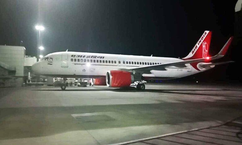 Hyderabad Airport facilitates 8th Vande Bharat evacuation flight