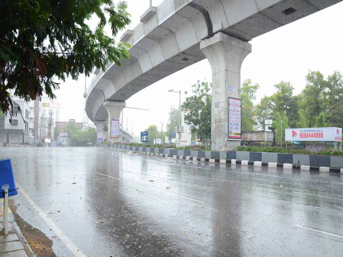 Monsoon is likely to arrive in Telangana in June