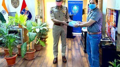 Photo of Synchrony's donates 15k face masks to Telangana State Police