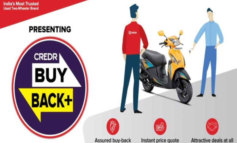 CredR launches buyback program in Hyderabad