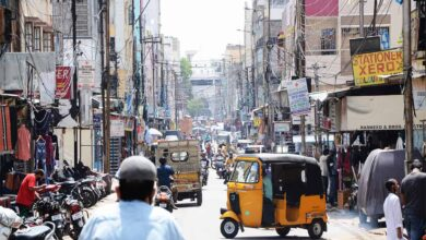 Photo of Mallepally no more a Containment Zone; shops open for business