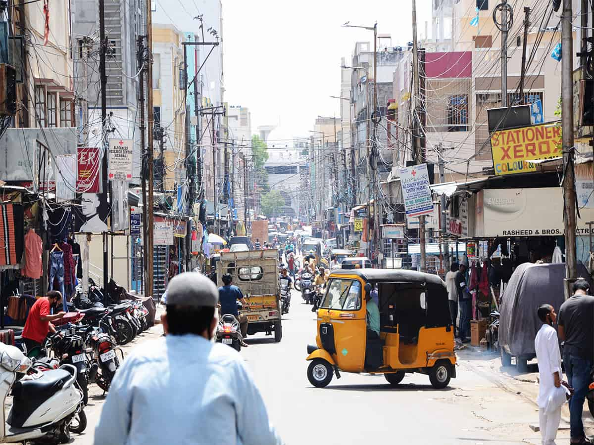 Mallepally no more a Containment Zone; shops open for business