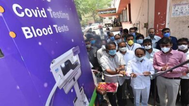 Photo of Grace Cancer Foundation launches 'Mobile COVID ICU' in India