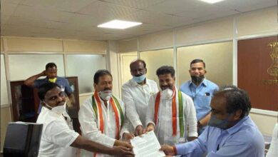 Photo of TRS, Kavitha indulging in horse-trading to win MLC polls: Cong