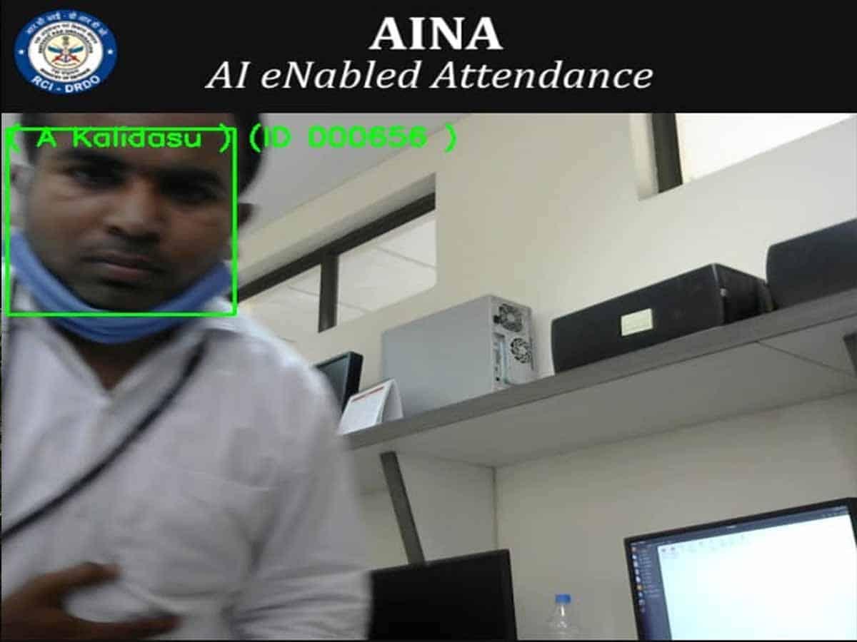Hyderabad: DRDO develops AI-based attendance application