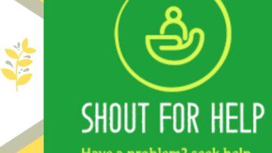 Shout for Help platform invites experts for registration