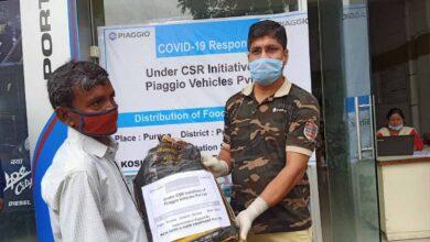 Photo of Piaggio donates 11000 + ration Kits to auto drivers